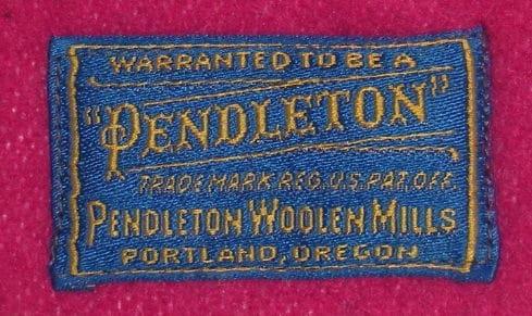 Pendleton Label 1992