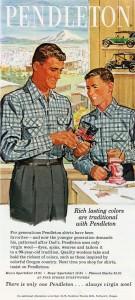 Pendleton Shirt 1959