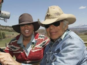 Ralph Lauren Interview Oprah Double RL Ranch