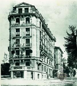 Davidoff Shop Geneva 1911