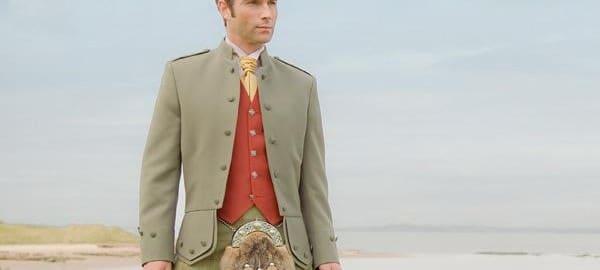 Kinloch Anderson Highland Dress