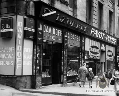 Davidoff Store Geneva 50's