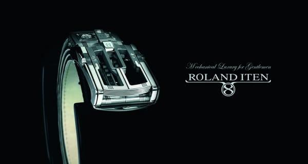 Roland Iten Belt Buckles