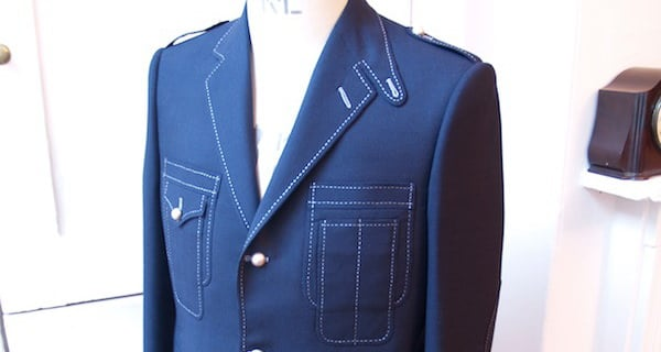Timothy Everest Blazer
