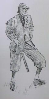 Scottish Hunting Suit