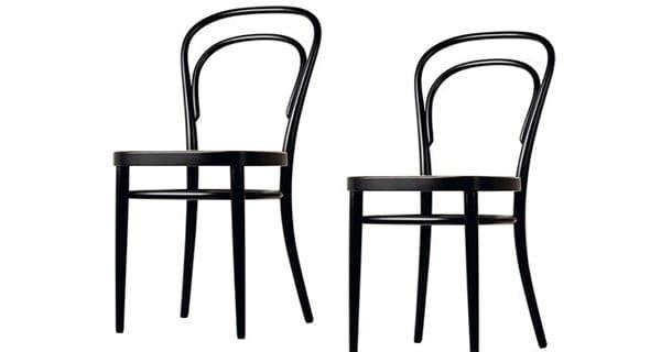 Thonet No. 14 Bistro Chair