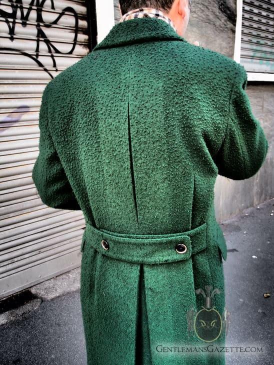 The Green Ulster Overcoat Gentleman S Gazette