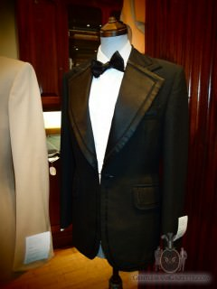 1970's Dinner Jacket With Channel Seams