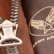 Eastman Leather Company A2 Flight Jacket