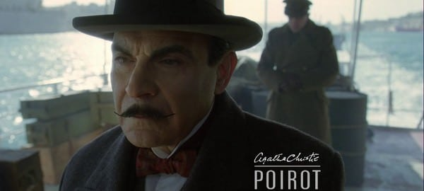 Hercule Poirot - David Suchet