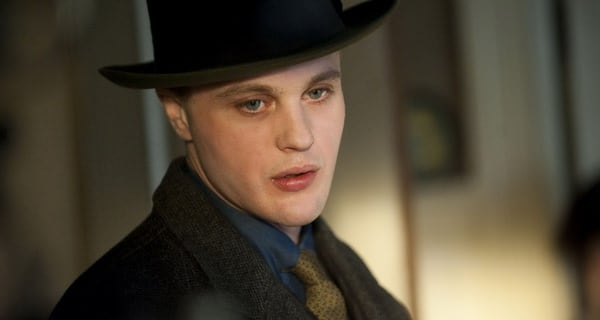 Michael Pitt as Jimmy Darmody in Boardwalk Empire
