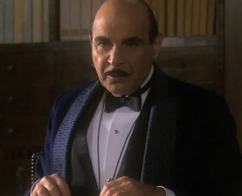 Poirot Smoking Jacket