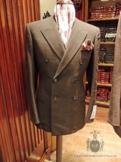 Andrew Ramroop's First Suit from 1969