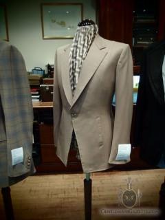 Andrew Ramroop's Futuristic Delta Line Suit