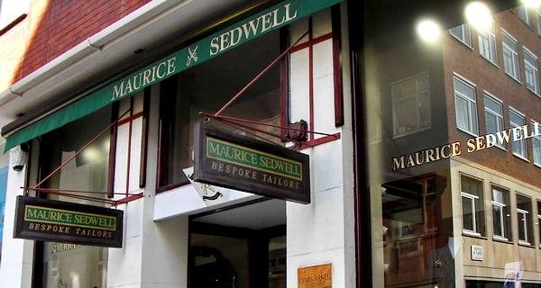Maurice Sedwell - No. 19 Savile Row