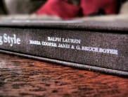 Ralph Lauren, Maria Janis Cooper & G. Bruce Boyer