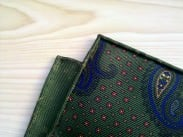 Sam Hober Edges - Made in Thailand from English Silk