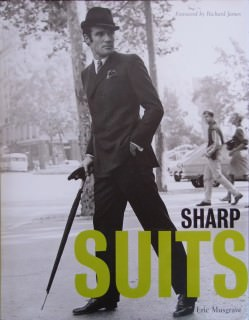 Sharp Suits Cover
