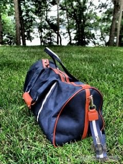 Smart Turnout Yale Holdall Canvas Bag