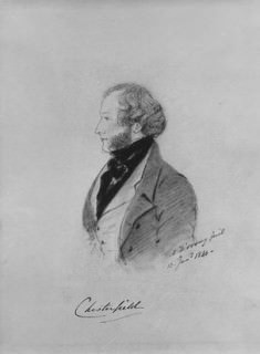 6th Earl of Chesterfield