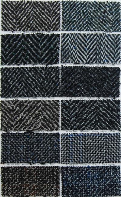 Cheviot Herringbone Fabric