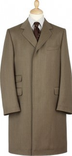 Covert Coat - Cordings