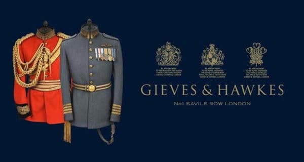 Gieves & Hawkes Military Tailors