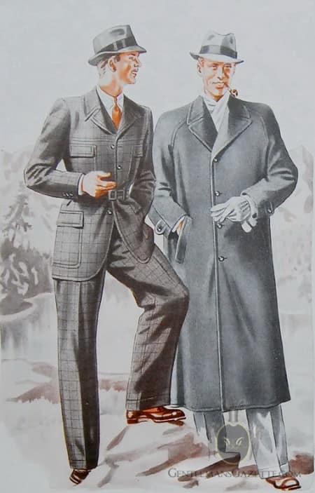 Loden Suit & Topcoat
