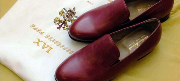 Adriano Stefanelli - Papal Shoes