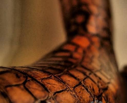 Alligator Boot
