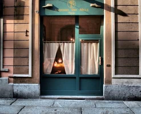 Antonio Pio Mele Storefront