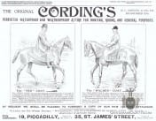 Early Cordings Cover Coat Ad