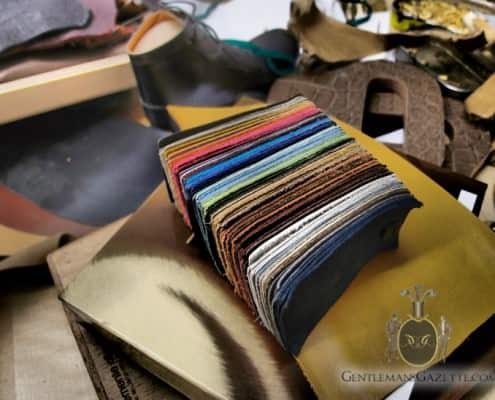 Exotic Leather Colors