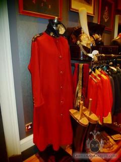 Red Overcoat