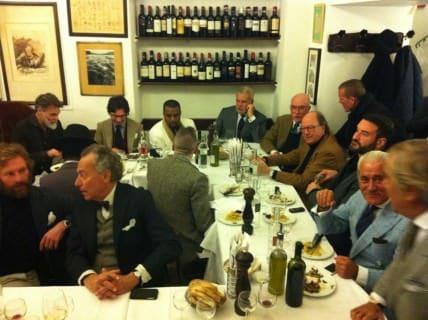 Sartorialist, Lino, Barbera, Ricci etc by Yfrog