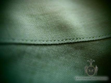 Shirt Shoulder Seam
