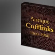 Antique Cufflinks 1860-1960