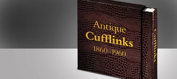 Antique Cufflinks 1860-1960