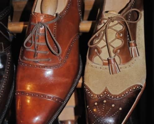 Classic Half Brogue & Unique Shoe