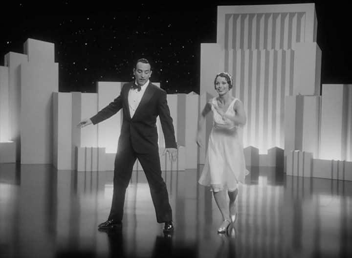 Dancing à la Fred Astaire