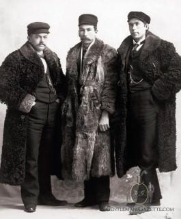 Fur Coats - USA 1920s