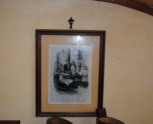 Grandfather of Roberto Ugolini