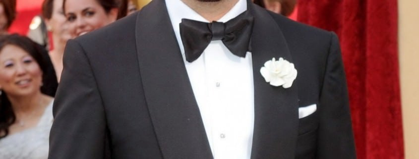 Men's Tuxedos at the Oscars
