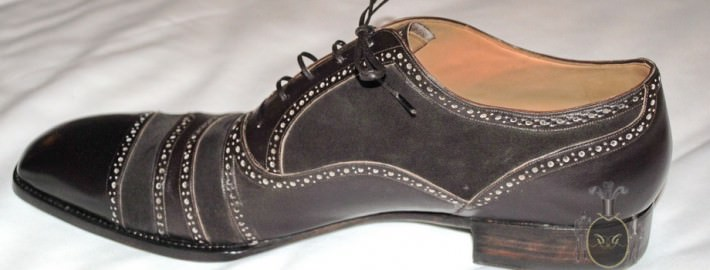 Ugolini Brogue Shoe