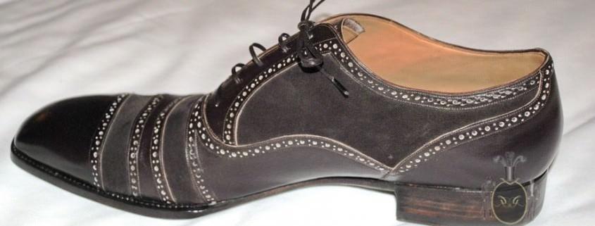Ugolini Brogue Shoe
