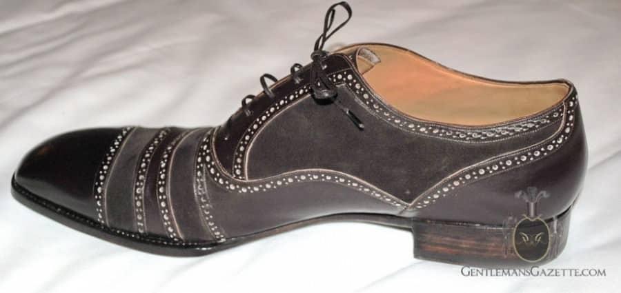 Ugolini Bespoke Shoemaker in Florence