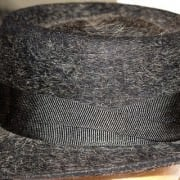 Vintage Pork Pie Felt Hat