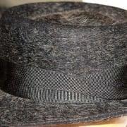 Vintage Pork Pie Felt Hat
