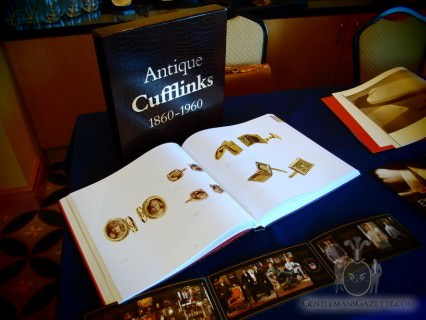 Antique Cufflinks Book