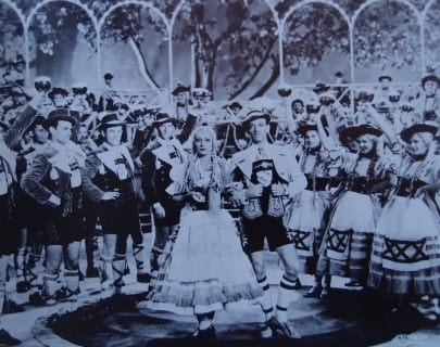 Astaire's Film Debut in Dancing Lady in 1933